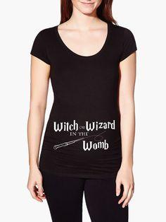 Harry Potter Maternity Shirt October 2017