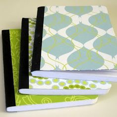 I have long been thinking of a way to keep basic composition notebooks feeling fresh, adult, and timeless--this is such an easy and fun way to keep your journaling (or gift-giving) costs down!  for someone who does A LOT of longhand writing (*cough, cough...* uh, ME)--this is GOLD :)    (Yes, Teacher!: Altered mini-composition book tutorial)