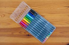 My favorite school supplies for college - a full list of recommended school supplies for college students!