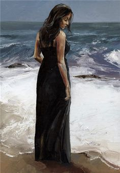 Victor Bauer - At the Beach