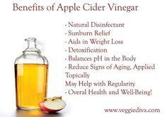 Apple Cider Vinegar Diet: Benefits of Apple Cider Vinegar