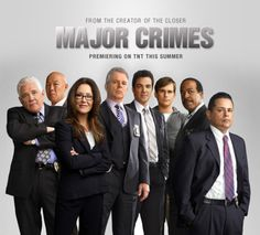 Major Crimes (TNT) - Series Premiere: Synopsis and Review