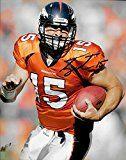 Tim Tebow Denver Broncos Autographs