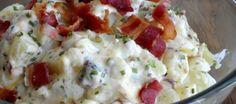 Aardappelsalade met knapperige bacon | Lekker Tafelen