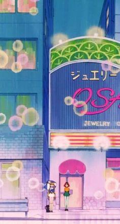 Screencap Aesthetic — Sailor Moon Episode 6 Aesthetic Part 2 Part 1 -.