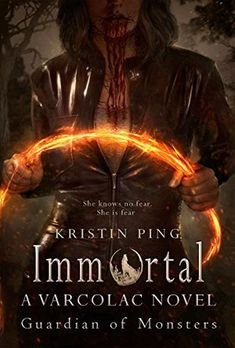 EBook Immortal: Guardian of Monsters (Varcolac Novel Book Author Kristin Ping and Joemel Requeza Book Club Books, Book Lists, Book 1, New Books, Fantasy Books To Read, Fantasy Book Covers, Paranormal Romance Books, Romance Novels, Books For Teens