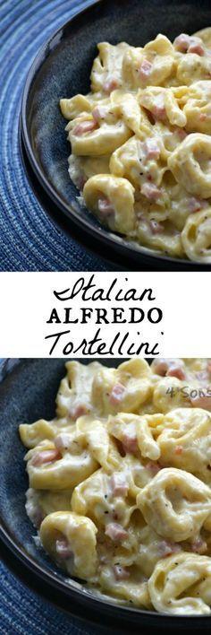 italian-alfredo-tortellini-with-ham-pin