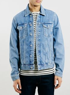 f81dfc71e74 21 Best Light wash denim jacket images