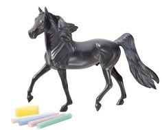 Horse For Her Room - Chalkboard Horse Figure - Decorate and Erase