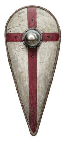 Lo scudo crociato