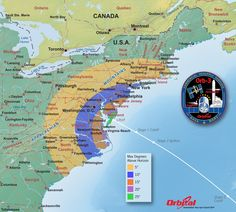Monday (10.27) 6:45 Launch of Wallops Island Orb-3 Rocket to Space Station / Delayed - Rescheduled for 10/28 at 6:22