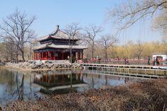 Peaceful shadow [[Beijing, China]]