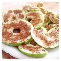 manzanas con canela