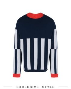 ARTHUR ARBESSER x YOOX Men's Sweater Dark blue M INT