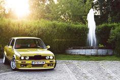 BMW E30....