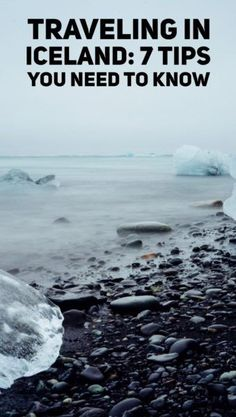 7 traveling in Iceland tips
