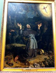 """""""Deus meus et Omnia"""" [""""My God and my All.""""] (St. Francis of Assisi)"""
