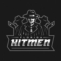 Hockey Logos - CJ Zilligen :: Graphic Artist