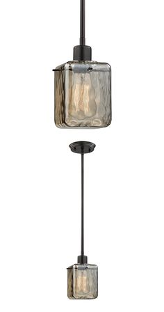 Stylish and classically streamlined, the Alki Pendant Light offers a surprisingly artistic touch with its sculpted glass shade and gorgeous oil-rubbed bronze suspension pole. Bring home a rustic cabin ...  Find the Alki Pendant Light, as seen in the Modern Architecture of the Pacific Northwest Collection at http://dotandbo.com/collections/modern-architecture-of-the-pacific-northwest?utm_source=pinterest&utm_medium=organic&db_sku=113625