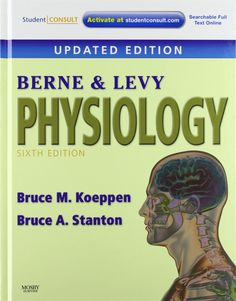 Berne Levy Physiology Updated Edition 6e Bruce M Koeppen MD PhD Free PDF BooksAnatomy And