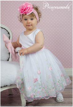 SUNNY - Traumhaftes Festkleid! - Princessmoda - Alles für Taufe Kommunion und festliche Anlässe