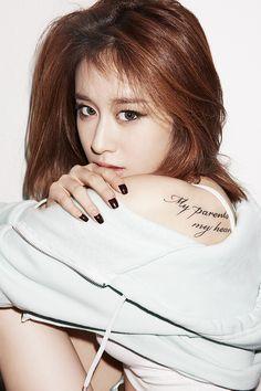 Ji Yeon Never Ever: Debut Solo Mini Album Promotional Single: 1Min 1Sec (2014.05.20)
