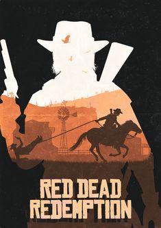 Red Dead Redemption - byLee Shackleton