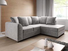 Sarokkanapé Delphium (J) Sofa, Couch, Modern, Furniture, Home Decor, Settee, Settee, Trendy Tree, Decoration Home