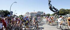 Vuelta ciclista a España 2013 en Vigo