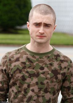 Daniel Radcliffe first look for Imperium