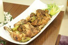 Chicken Tikka Karhai Recipe