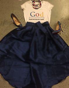 #redwhiteblue #shunmelson.com #atlstylist #holidaylooks #graphictee #god #louboutin