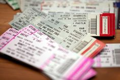 Beware of #scams selling tickets online to events. Despite their best prevention efforts, websites such as Craigslist and PayPal still host scammers