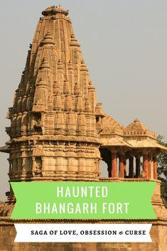 Haunted Bhangarh Fort: Saga of love, obsession & Curse