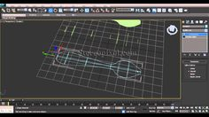 Cross Section Modifier in Autodesk 3Ds Max