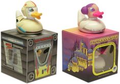 Star Wars Rubber Ducks.
