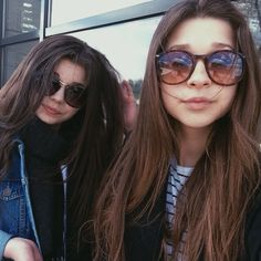 Best friends. Instagram paaulski and natallivv