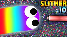 Slither.io: World Record & Funny Moments Slither.io Snake! (Slither.IO G...