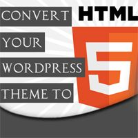 Excellent tutorial because it shows XHTML markup and then HTML5 markup so you can see the differences. Very nice. :)