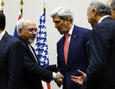 Estados Unidos e Irán  Firmar  un acuerdo