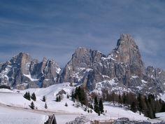 PREDAZZO, PASSO ROLLE, CIMON DELLA PALA - Trentino, Italy