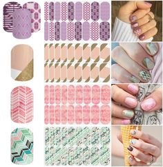 Gorgeous Jamberry Wrap Designs jammindeal.jamberrynails.net