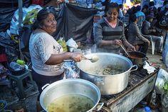 Las voces de los maestros de la CNTE desde la Ciudadela de la CDMX | VICE | México