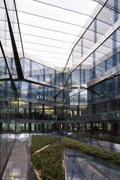 AD Special: Office and Commercial Building Elsässertor - Herzog  de Meuron by Duccio Malagamba