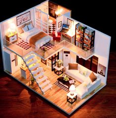 UK stock DIY The Apartment Of Elegance DIY Handcraft | Etsy