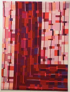 Art With a Needle: Quilt date for May Kathleen Loomis Ideas from Nancy Crow Workshop