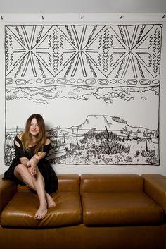 Illustrator Jess Rotter