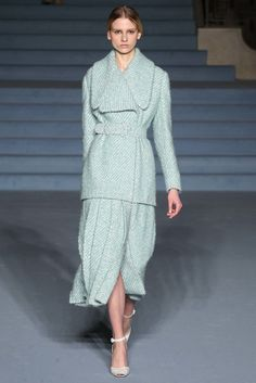 See the complete Emilia Wickstead Fall 2015 Ready-to-Wear collection.