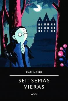 Sarjakuva-Finlandian on voittanut Kati Närhi sarjakuva-albumillaan Seitsemäs vieras.