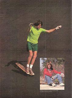 Logan Earthski Skateboards San Diego, Bruce, Brian, Brad and Robin